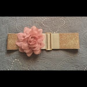 Flower belt from Buckle